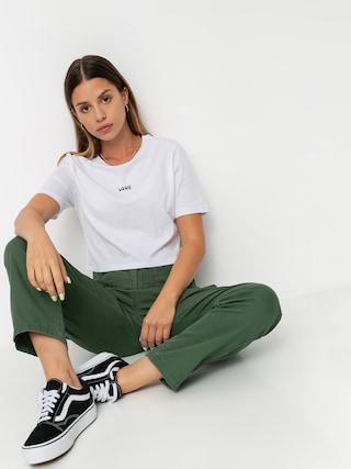 Vans Flying V Crop Sport T-shirt Wmn (white)