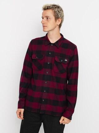 Dickies Sacramento Shirt (maroon)