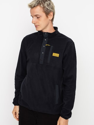 Quiksilver No Destination Fleece  (black)