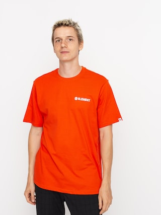 Element Blazin Chest T-shirt (red clay)