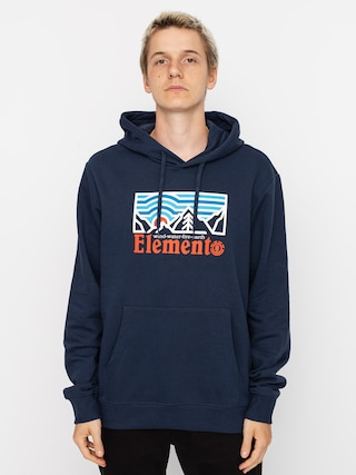 Element Wander HD Hoodie (eclipse navy)