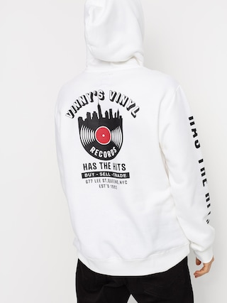 Element Vinnys HD Hoodie (optic white)