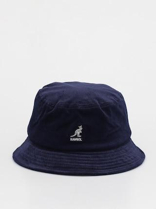 Kangol Cord Bucket Hat (navy)