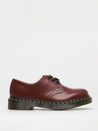Dr. Martens 1461 Shoes (smooth cherry red)