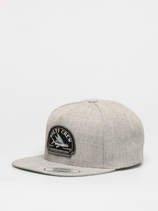 Salty Crew Flyer 5 Panel ZD Cap (oatmeal)