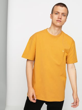 Carhartt WIP Chase T-shirt (winter sun/gold)