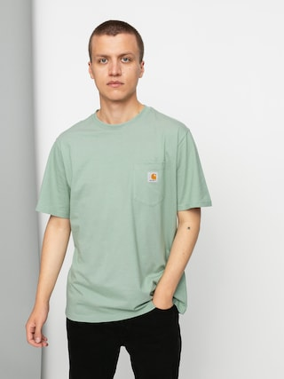Carhartt WIP Pocket T-shirt (frosted green)
