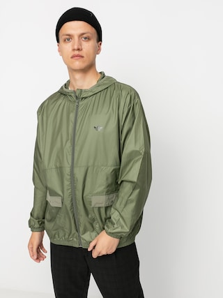 adidas Light Wndbrkr Jacket (leggrn/black)