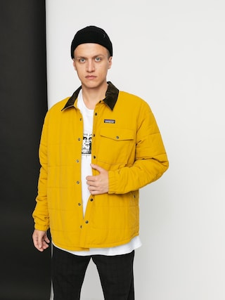 Patagonia Isthmus Quilted Jacket (buckwheat gold)