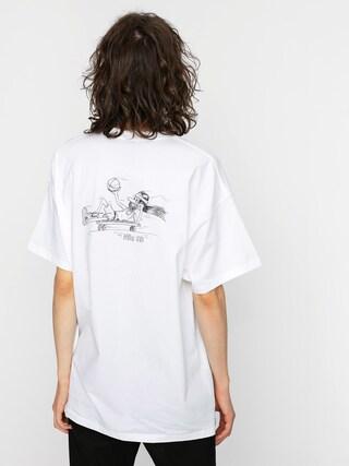 Nike SB Duder T-shirt (white/black)