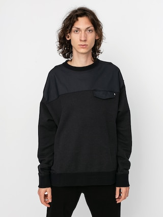 Nike SB Novelty Crew Sweatshirt (black/black/off noir)