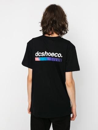 DC Set The Bars T-shirt (black)