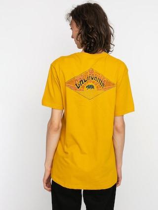 Billabong Dreamy Places T-shirt (mustard)