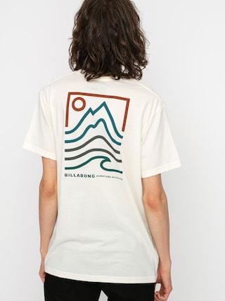 Billabong Peak T-shirt (off white)