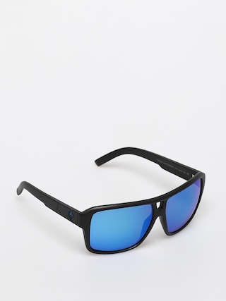 Dragon The Jam Sunglasses (h2o matte blk/ll blu ion p)