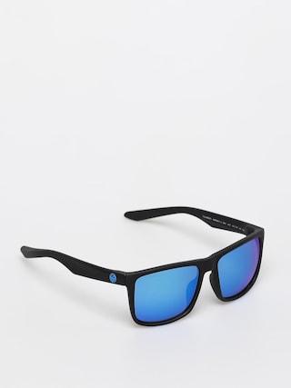 Dragon Meridien Sunglasses (h2o matte blk/ll blu ion p)