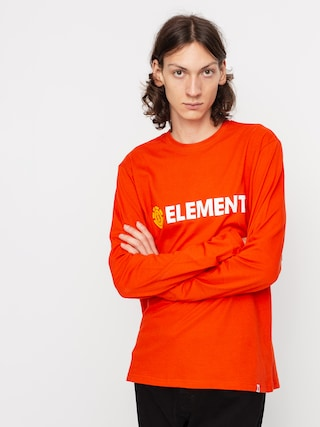 Element Blazin Longsleeve (red clay)