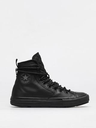 Converse CTAS All Terrain Leather Shoes (black/black)
