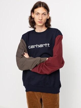 Carhartt WIP Carhartt Tricol Sweatshirt (dark navy)