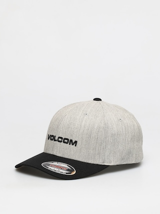 Volcom Euro Xfit ZD Cap (heather grey)