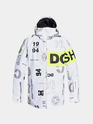 DC Propaganda Snowboard jacket (syndicate white)
