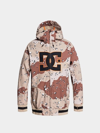 DC Spectrum Snowboard jacket (chocolate chip camo)