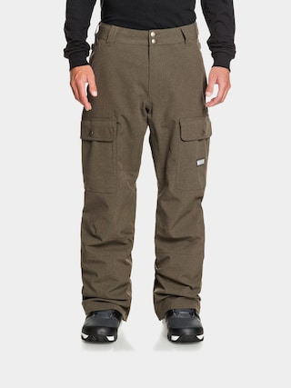 DC Code Snowboard pants (chocolate chip camo)
