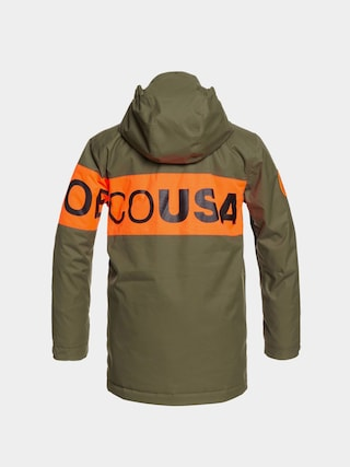 DC Propaganda Snowboard jacket (olive night)