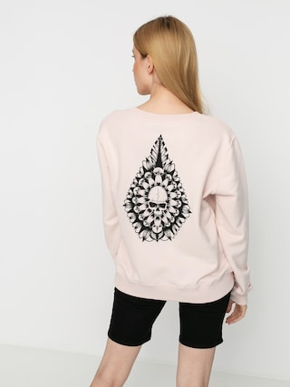 Volcom Sound Check HD Sweatshirt Wmn (hazey pink)