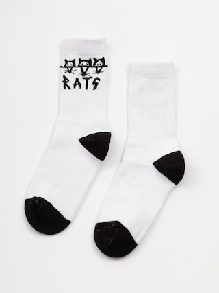 Malita Rats Socks (white)