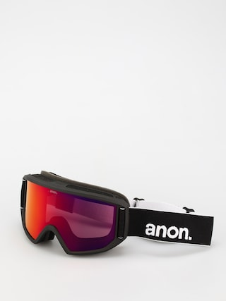 Anon Relapse Goggles (black/perceive sunny red)