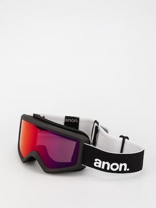 Anon Helix 2.0 Perceive Goggles (black/perceive sunny red)