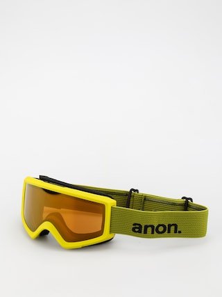 Anon Helix 2.0 Perceive Goggles (green/perceive sunny bronze)