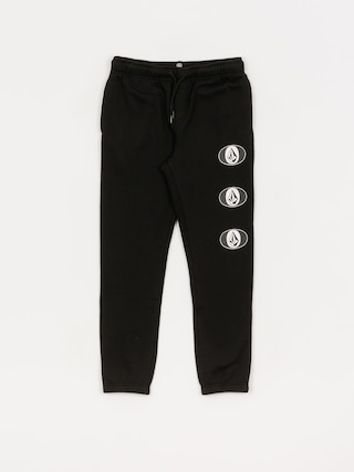 Volcom Stone Stack Fleece Pants (black)