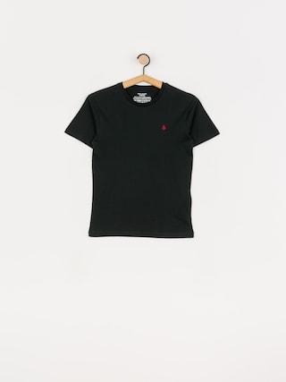 Volcom Stone Blanks Bsc T-shirt (black)