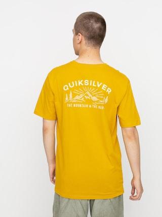Quiksilver Before Light Organic T-shirt (honey)