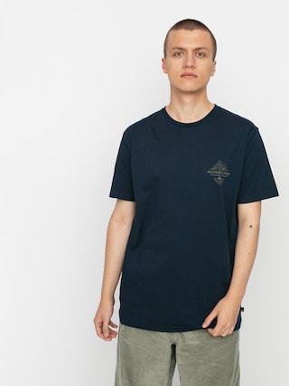 Quiksilver Before Light Organic T-shirt (navy blazer)