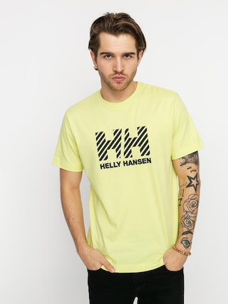 Helly Hansen Active T-shirt (sunny lime)