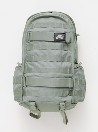Nike SB Rpm Backpack (spiral sage/spiral sage/white)