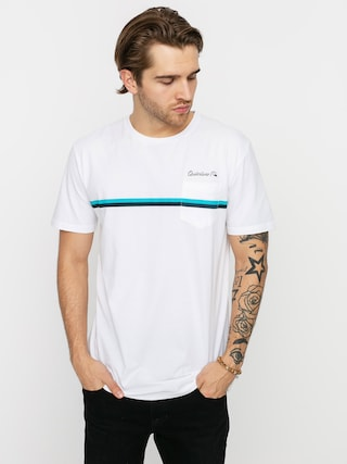 Quiksilver High Piped T-shirt (white)