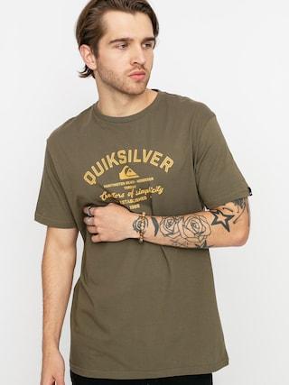Quiksilver Creators Of Simplicity T-shirt (kalamata)