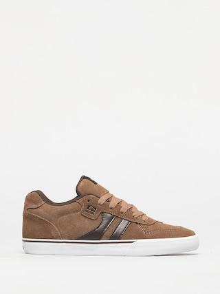 Globe Encore 2 Shoes (tan/brown)