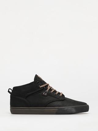 Globe Motley Mid Shoes (black/brown/winter)