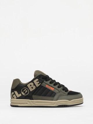 Globe Tilt Shoes (dusty olive/black)