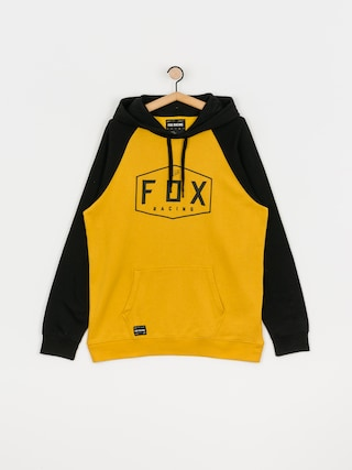 Fox Crest HD Hoodie (must)