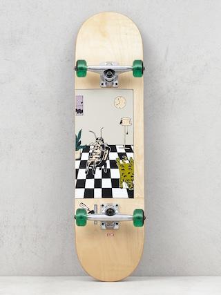 Globe G1 Roaches Skateboard (natural)