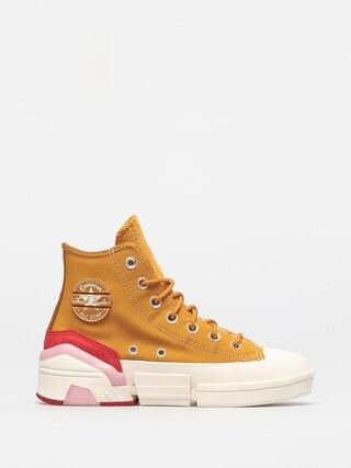 Converse CPX70 Shoes Wmn (saffron yellow/university red)