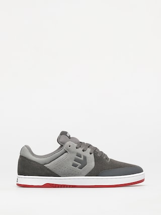 Etnies Marana Shoes (grey/dark grey/red)