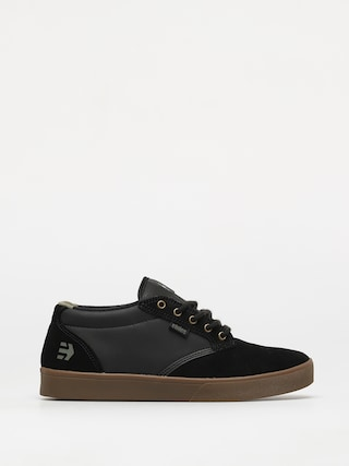 Etnies Jameson Mid Crank Shoes (black/gum)