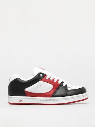 eS Accel Og Shoes (black/white/red)